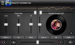 Virtual DJ deck screenshot 2/6