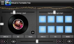 Virtual DJ deck screenshot 3/6
