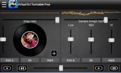 Virtual DJ deck screenshot 5/6