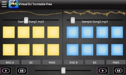 Virtual DJ deck screenshot 6/6
