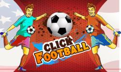CLICK FOOTBALL screenshot 1/1