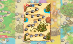 candy sweet quest screenshot 1/6