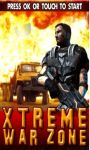 Xtreme War Zone-free screenshot 1/3