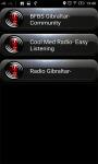 Radio FM Gibraltar screenshot 1/2