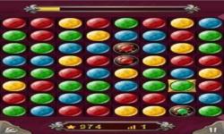Jewel Bubble Game screenshot 5/6