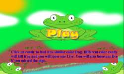 Color Candy Frog screenshot 2/6