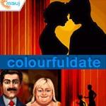 Colourful Date screenshot 1/2