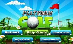 Platform Golf screenshot 1/6