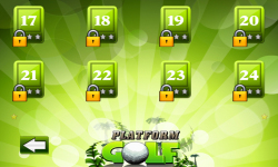 Platform Golf screenshot 2/6