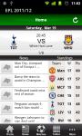 English Premier League 2011 screenshot 1/5