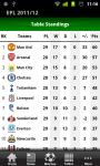 English Premier League 2011 screenshot 4/5