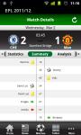 English Premier League 2011 screenshot 5/5