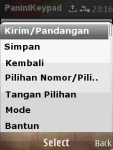 Panini Bahasa Keypad screenshot 3/3