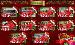 Free Hidden Objects Game - Christmas Secrets screenshot 2/4