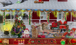 Free Hidden Objects Game - Christmas Secrets screenshot 3/4