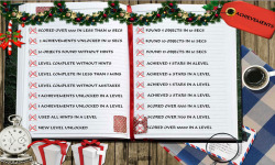 Free Hidden Objects Game - Christmas Secrets screenshot 4/4