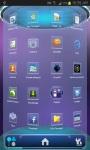 Neon-HD Next Launcher 3D Theme screenshot 3/3