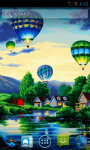 Air Balloons Live Wallpapers screenshot 1/4