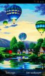 Air Balloons Live Wallpapers screenshot 2/4