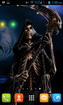 Grim Reaper Live Wallpaper Free screenshot 1/4