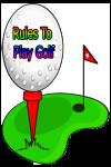 Rules to Play Golf screenshot 1/3