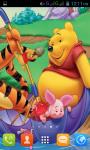 Winnie The Pooh Live Wallpaper Best screenshot 1/5