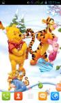 Winnie The Pooh Live Wallpaper Best screenshot 2/5