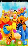 Winnie The Pooh Live Wallpaper Best screenshot 3/5