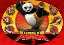 Kung Fu Panda 3 Wallpaper Free screenshot 2/6