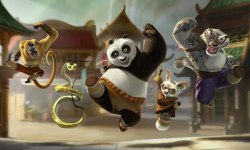 Kung Fu Panda 3 Wallpaper Free screenshot 3/6
