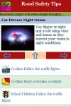 Road Safety Tips V1 screenshot 3/3