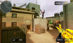 Sniper Battle IV screenshot 3/4