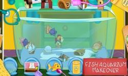 Fish Aquarium Makeover screenshot 2/5