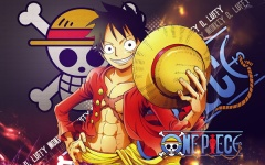 Amazing OnePiece Luffy Live Wallpaper screenshot 2/2