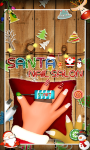 Santa Nail Salon - Kids Game screenshot 1/6