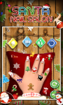 Santa Nail Salon - Kids Game screenshot 2/6