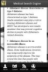 Mednoid Medical Search screenshot 3/3