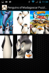 Funny Penguins of Madagascar Puzzle Games screenshot 4/4