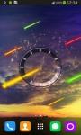 Meteor Clock Live Wallpaper screenshot 5/6