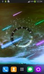 Meteor Clock Live Wallpaper screenshot 6/6