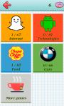Logo Quiz 2015 screenshot 2/5