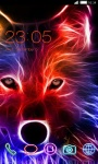 Abstract Wolf Theme screenshot 1/3