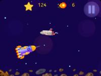 Shuttle Fly And Crash screenshot 2/4