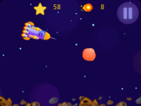 Shuttle Fly And Crash screenshot 3/4