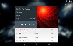 Shuttle Music Player private screenshot 2/6