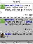 PavoMe screenshot 1/1