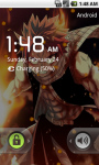 Natsu Dragneel Fairy Tail Live Wallpaper screenshot 5/5