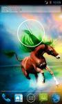Colorful Unicorn Live Wallpaper screenshot 1/3