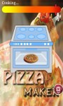 Pizza Maker Cooking Game screenshot 2/4