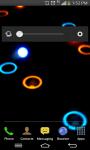 3D DANCING ORBS LIVE WALLPAPER screenshot 6/6